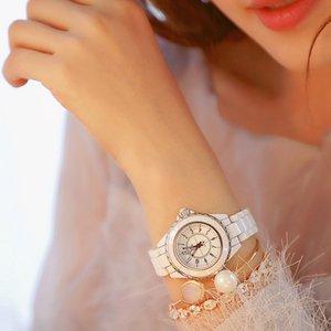 New Korean hot-selling chain watch high-end chain watch custom full diamond female watch