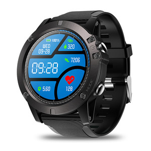 Zeblaze VIBE 3 PRO Farbe Touch Display Sport Smartwatch Herzfrequenz IP67 Wasserdicht Wetter Remote Musik Männer Für IOS Android
