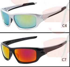 30PCS brand NEW uomo guida occhiali da sole Sport Eyewear Ciclismo Outdoor Occhiali da sole Occhiali da viaggio 9 colori A +++ spedizione gratuita