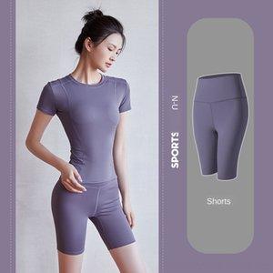 c8oic economico Yoga Yomay ritagliata Danza Croce Leggings Donne Ballerina pantaloni di yoga Bandage Sport Leggings Fitness pantaloni stretti in corso Collant