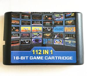112 1 Oyun Kartuşu 16 bit oyun kartı için Sega Mega Drive MD Genesis için Megadrive konsolu için