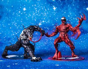 ARTFX Film The Amazing Venom SpiderMan Abbildung Venom ARTFX 1/10 Scale PVC Action-Figuren ohne Kasten