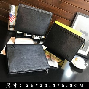 2020 Free Shipping New Travel Toiletry Pouch 26 cm Protection Makeup Clutch Women Genuine Leather Waterproof Cosmetic Bags For Women