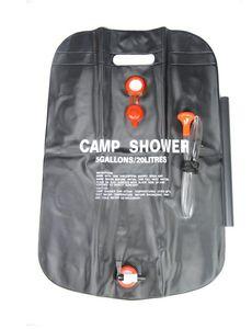 20L Gallon Outdoor Shower Water Bag Portable Shower Bag Camping Hiking Solar Heated Shower Bathing Bag Wonderful Travel Kits 10