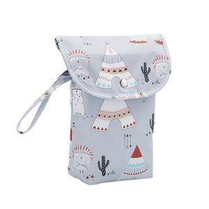 Multifunctional Baby Diaper Bag Reusable Waterproof Diaper Organizer Portable Travel Nappy Bag Mummy StorageeiVn#