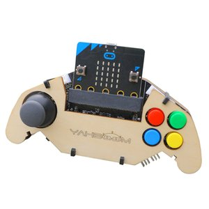 for microbit gamepad expansion board handle robot car joystick programmable game controller without for microbit board baby play
