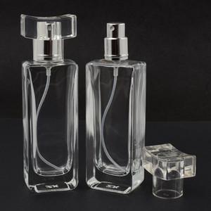 30ml Refill Glass Spray Bottiglie di profumo riutilizzabili Automizer di vetro Contenitore cosmetico vuoto per la spedizione F2018 di viaggio veloce