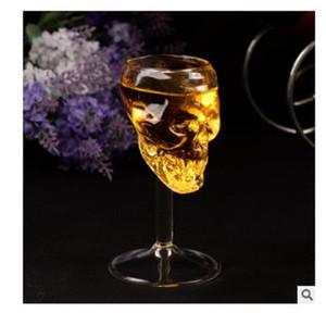 2020 venda quente vidro criativa vinho copos de cerveja copo de vinho decanter presente artesanato 75ml copo de vinho