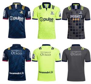 20 Highlander Rugby de los jerseys camisas SMITH Seiuli DIXON JOHNSTONE Gatland BROWN HUNT Whetton HEMOPO LENTJES DICKSON LOANE soctt HOT
