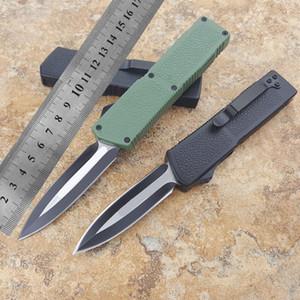 5 modelli in alluminio Maniglia combattimento A10 UTX85 Benchmade bm3300 A07 A16 E07 A162 161 C07 Pocket coltello da taglio divertente tattico campeggio EDC