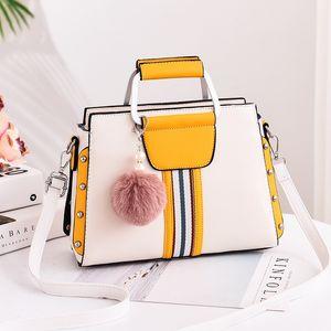 Sac Diagonal Epaule Handsbag Nouvelle épaule Messenger Portable 2019 Wester Sac IBWWB