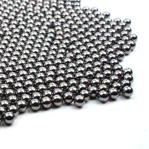 1kg / lot (ungefähr 18160pcs) Stahlkugel-Durchmesser 2.38mm Kohlenstoffstahlkugeln, die Präzision G100 tragen freies Verschiffen 2.38