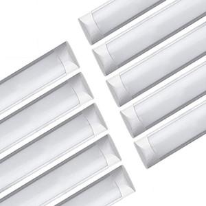 유틸리티 LED 가게 조명기구 2FT 4FT 플러그, AIRAND 방수 연결성 LED 튜브 라이트 캐비닛 조명 아래