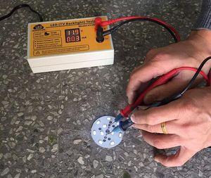 Saída 0-320V lâmpada LED Beads Backlight LED Tester Tiras ferramenta de teste com corrente e tensão de exibição para todas as aplicações LED