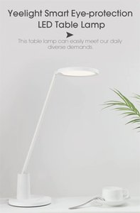 Lâmpadas de mesa Xiaomi Youpin Yeelight Proteção Primeiro-Eye Table Lamp LED Prime inteligente Desk Lamp Smart Touch LED 3013616