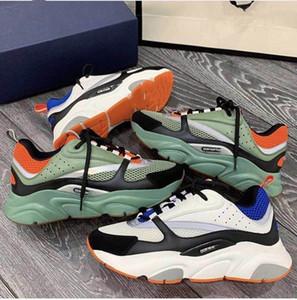2019 melhor venda de alta qualidade Calfskin 3 metros de material de moda masculina e feminina sapatos casuais 36-46