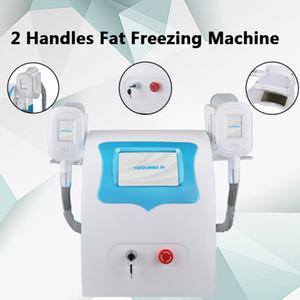 Hohe Qualität 2 Griffe Cellulite Remove Cool Technology Fett Einfrieren Maschine Fettabbau für Salon Gebrauch