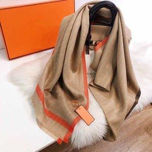 Especias resorte de la muchacha larga bufanda de la bufanda de la cachemira exquisitamente bordado toalla de mezclado, el tamaño 180/70