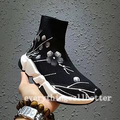 бесплатная доставка hococal Speed Кроссовки Дорогих Носок Обувь кроссовки Trainer RaceShoes мужчины женщины Открытый Скорость Повседневный Тренеры Luxury Носок