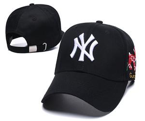 Gorras de béisbol del sombrero de moda con aleros curvos y cruz - parasol exterior frontera