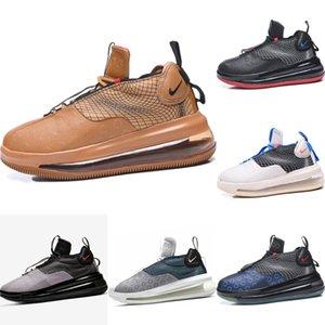 2020 Vagues cuir et tricot Sport Socquettes Chaussures Waves Tous Air Zoom original Cshioning hauteur croissante Chaussures