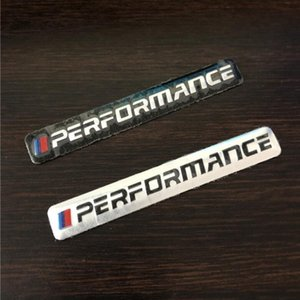 M performance car logo emblem stickers for M 3 M 5 car stickers