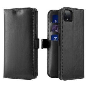 For Google Pixel 4 DUX DUCIS KADO Series Horizontal Flip Leather Case with Holder & Card Slots & Wallet