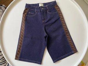Moda Stil Boys Giyim Yaz Boys Kısa Pantolon Nedensel Mavi Renk Erkek Bebek Jean Şort İçin Çocuk Boys Yaz Denim Şort