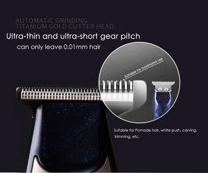 Kemei professionale Trimmer elettrico, Cutter, Capelli Trimmer, ricaricabili, migliori pro trimmer Cutter Macchina per gli uomini sweet07 GtHbH