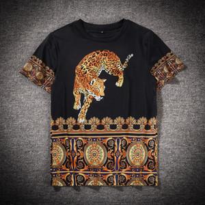 2020 degli uomini popolari della maglietta di alta qualità la quantità di capelli stampa della maglietta Factory Direct grande sconto Size; m-3XL