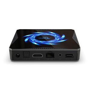 X96Q MAX Android 10.0 TV Box 4GB RAM 32GB 64GB ROM Allwinner H616 2.4G 5.0G WiFi BT 4K HDR x96q