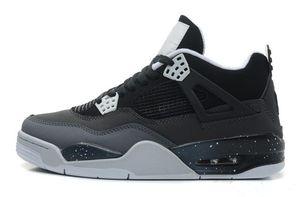 kutu çıkış ile resmi 4s Basketbol Ayakkabı 4s Mavi IV KAWS Womens Sport Zapatos MujerAthletic Sneakers Ayakkabı