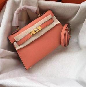 High-end personalizado clássico senhoras saco de jantar Paris designer de designer saco do Mensageiro Moda senhora estilo destacável de couro alça de ombro longo