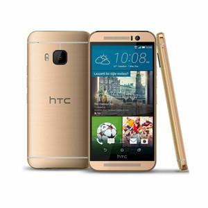 الأصلي مقفلة HTC ONE M9 4G LTE الثماني الأساسية 32GB ROM 3GB RAM 20MP كاميرا WIFI GPS NFC تجديد الهواتف الذكية