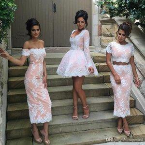 Быстрая доставка несоответствует на заказ 2020 русалка невесты платья невесты Bateau без рукавов на молнии шнурки тюль со лодыжным женским платьем для свадьбы