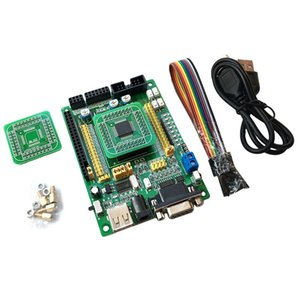 Freeshipping MSP430F149 Mini System MSP430 V2.0 Development Board + USB Cable BSL485 RS485 Support Win8