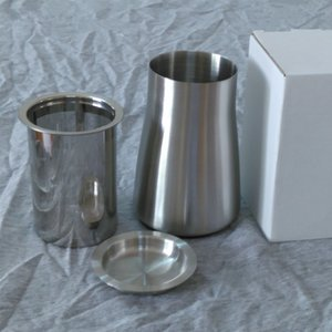 the new detachable coffee sifter Solid and durable special sifter easy clean powder filter LZ0420