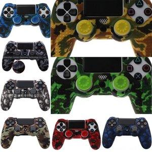 Bbc66 PS4 V1 controlador Playstation Limpar Transparente Reparação Habitação Shell Case Capa Mod Kit Para Sony Personalizado 4 PS 4 Edição limitada