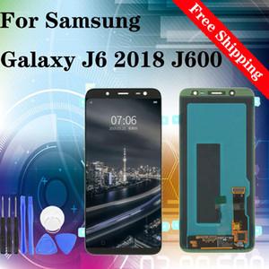"""5.6"""" Display LCD Original para Samsung Galaxy J6 2018 J600 J600F J600G digitador com Substituição de tela de toque Assembléia"""