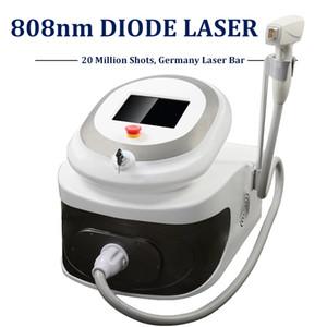 2019 Yeni Yenilik 808nm Diod Lazer Cihazı Kalıcı Epilasyon Makinesi Salon Kullanımı 3000W Portatif 808 Lazer Diyot Depilasyon Ekipmanları