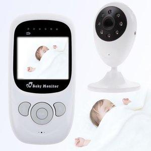 2.4inch 2.4G беспроводной Baby Digital Audio Video Monitor камера ночного видения просмотра Двухсторонний Talk монитор температуры - AU плагин