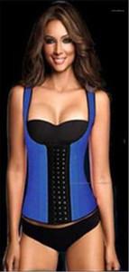 PETTO solido di colore della maglia Body Shaper Style ladise Belt Body Shapers Womens Shapers Tre