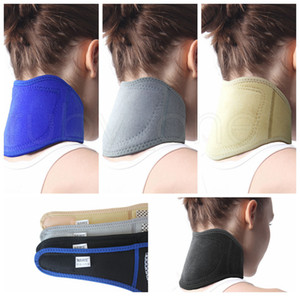 Halspflege Selbsterhitzung Neck Band Magnetic Therapy Halswirbelsäule Warm Neck Support Health Care-Tool RRA1215