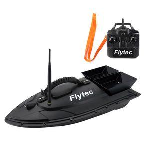Flytec HQ2011 - 5 Attrezzo da pesca Smart RC Bait Boat Toy Modulazione automatica digitale della frequenza Dispositivo radiocomandato Giocattoli per pesci