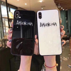 Temperli cam Ayna Cep Telefonu Kılıf iPhone 11 pro Max X 10 XS XR XSMAX 2020 YENİ moda Toptan Kapak iPhone 6 6S 7 8 Artı