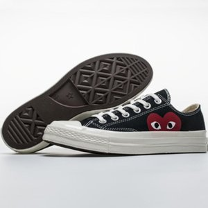 2020 Yeni Oyun ayna 70 Merhaba Cassic 1970'ler hayırsever gözleri iri rahat ayakkabı 1970 karışık kauçuk kampüs vahşi Tuval Ayakkabı Casual Eğitim Sneakers