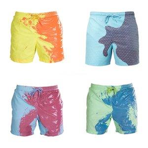 2020 Design Shorts New Shorts Pour Hommes Men'S Summer Beach Shorts High Quality Swimwear Bermuda Men'S Letter Surfing Men&#039#469