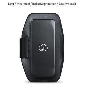 Xiaomi Youpin YUNMAI 6 pulgadas a prueba de agua Brazo soporte para teléfono bolsa de deportes al aire libre Correr reflectante bolsa para el iPhone X 3012055C6