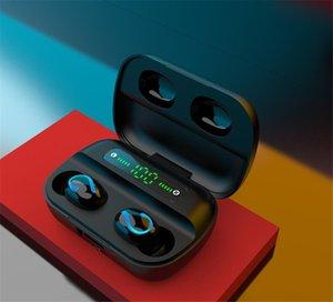 X13 I200 Tws Earphone Bluetooth 5.0 Sensor Pop Up Window Wireless Charging Headset Earbuds Headphone I100 I200 I60 I80 I20 Tws 15 1 Pcs Lot #