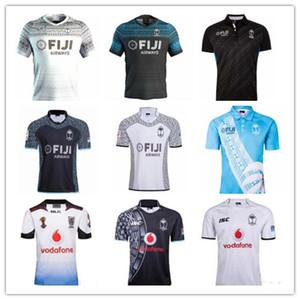 2019 2020 피지 홈 멀리 럭비 저지 세븐 즈 올림픽 셔츠 태국의 품질 18 19 20 피지 국립 7의 럭비 저지 S-3XL